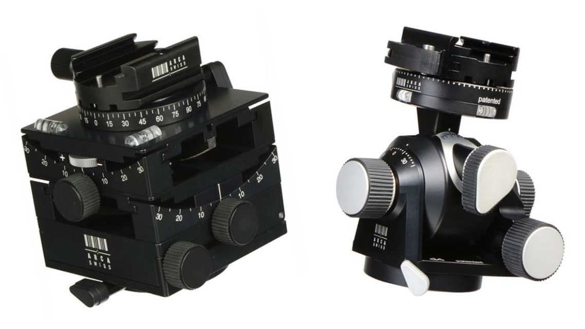 The Ultimate Geared Head Review: Arca Swiss D4 vs C1 Cube