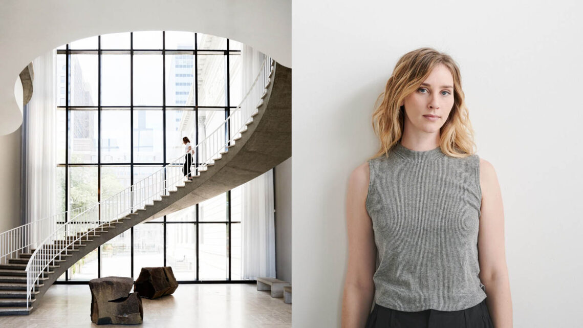 Interviewing Brooke Holm: Seamlessly Blending Art and Architecture