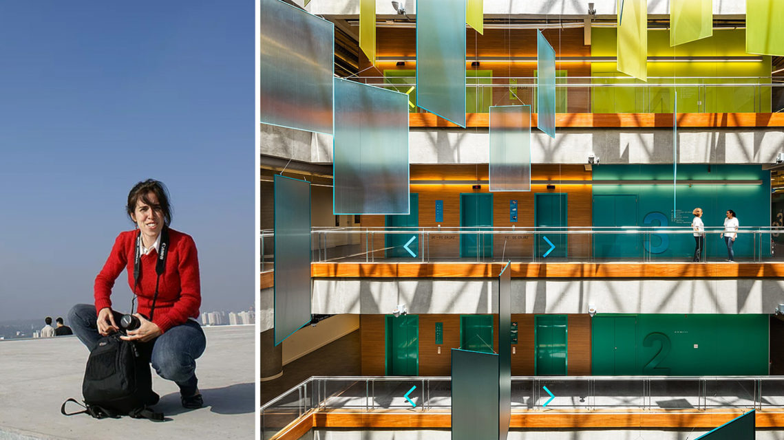 Ana Mello Uses Her Architectural Photography Powers for Good