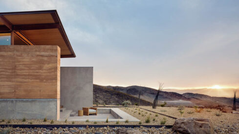 Casey Dunn Photographs Nevada's New Architectural Mecca