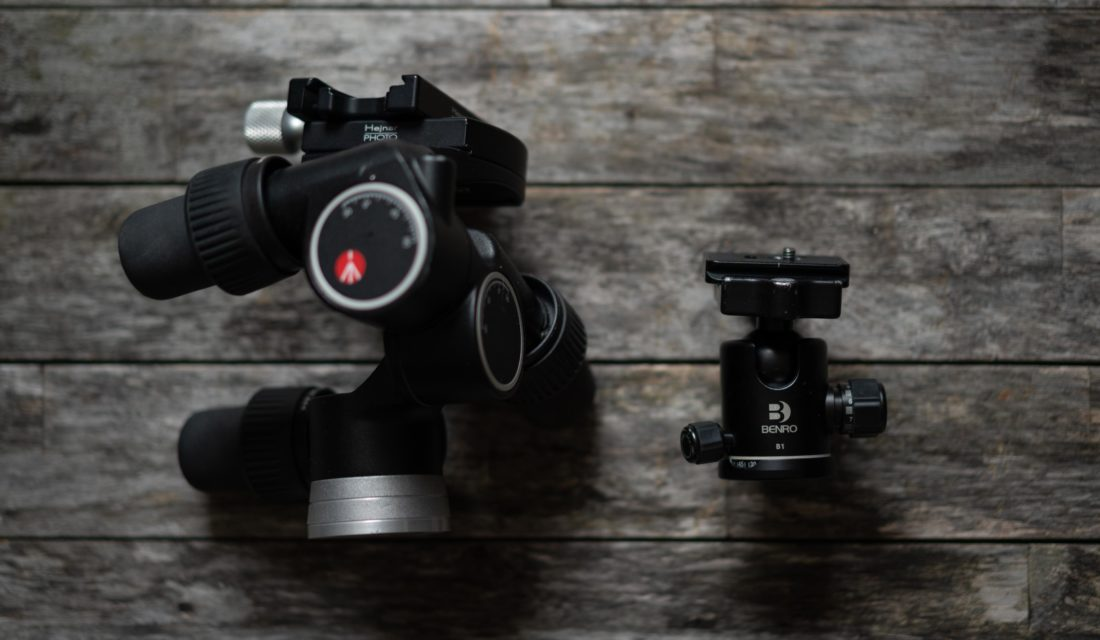 What Tripod Head Should You Buy for Real Estate and Architectural Photography?