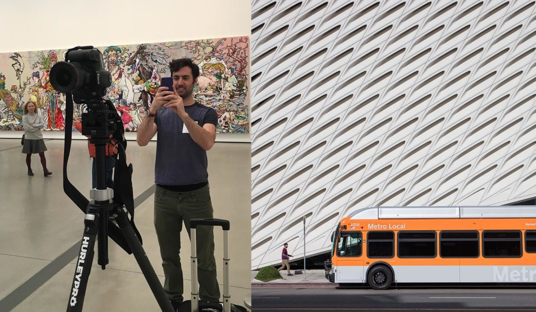 Photographing the Broad Museum: Making an Architectural Photography Book, Part Four