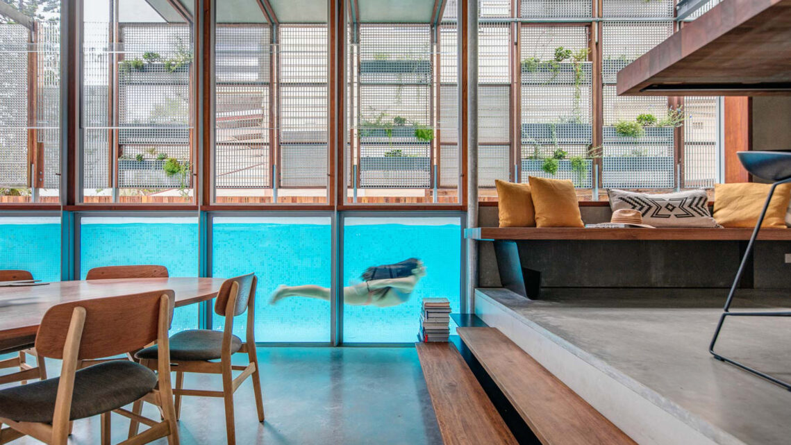 Murray Fredericks Photographs A One-Of-A-Kind Residence in North Bondi