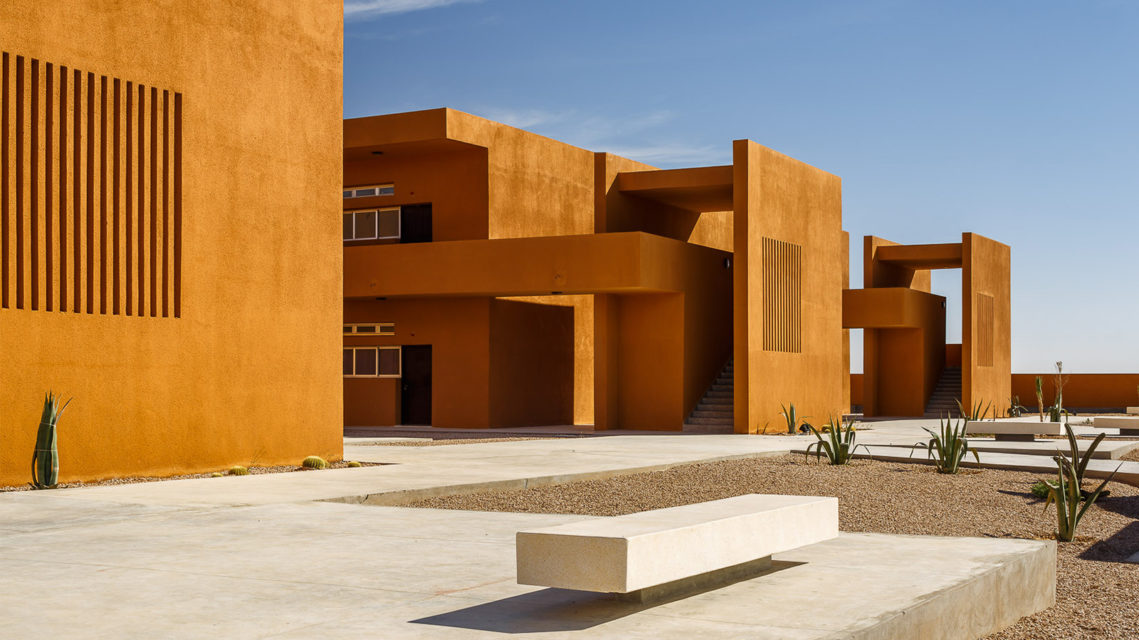 A Bold and Beautiful Moroccan University Photographed by Doublespace Photography