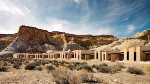 Joe Fletcher photographs an 'Act of Congress' build at Grand Staircase-Escalante