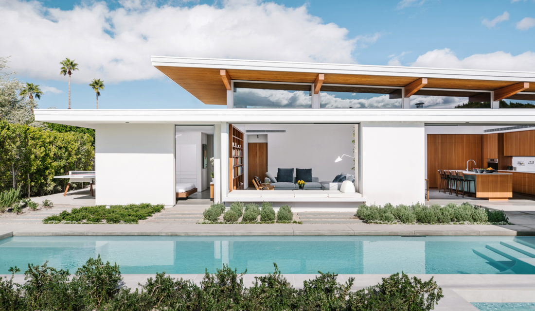 Chase Daniel Takes Us Inside a Perfect Palm Springs Residence