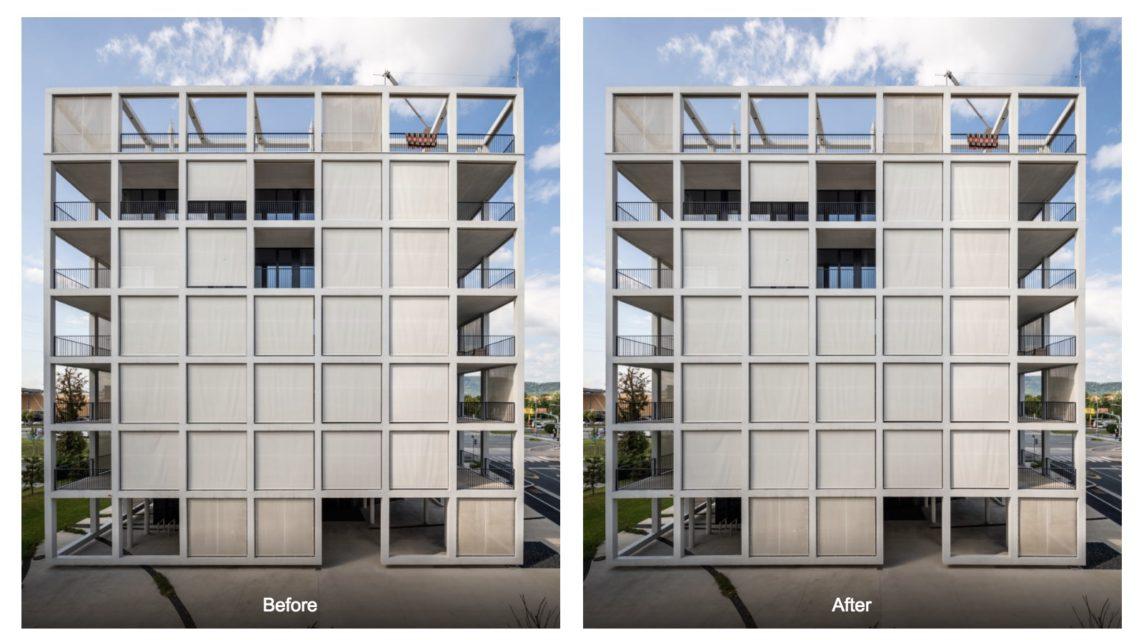 Can You Correct Tilt-Shift Lens Distortion Using Built in Profiles in Lightroom?