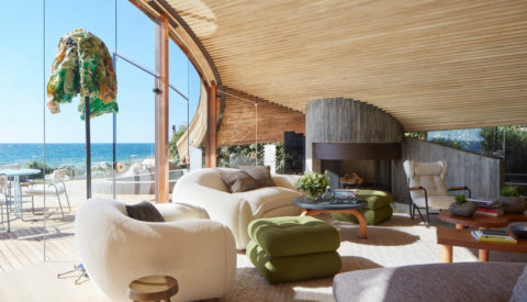 Inside An Iconic Malibu Architectural Masterpiece with Roger Davies