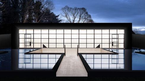 Felix Mooneeram Documents the Effortlessly Cool 'Ghost House'
