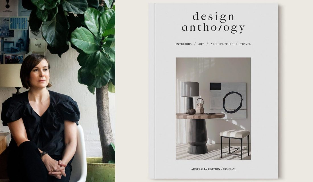 From Interior Designer to Global Magazine Founder; Suzy Annetta's Career Inspires