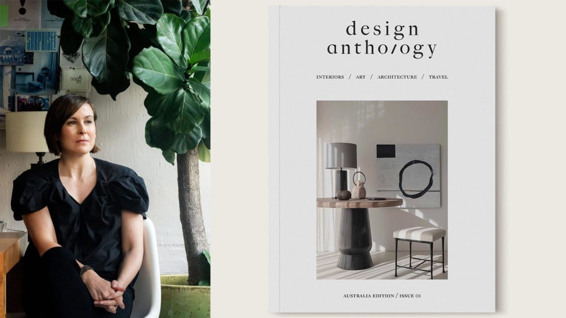 From Interior Designer to Global Magazine Founder; Suzy Annetta's Career Inspires