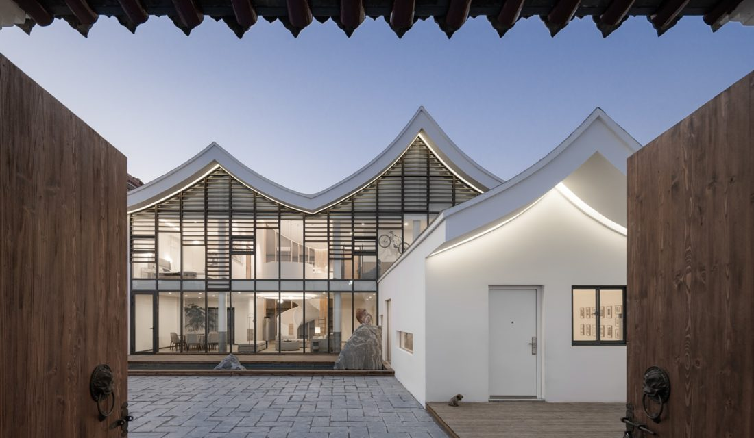 CreatAR Photographs a Reborn Ancestral Home in Taizhou