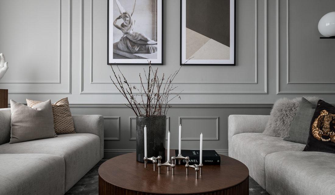 Quiet Scandinavian Interiors Photographed by Marcus Stork