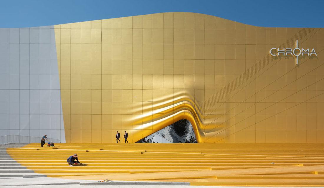 Stepping Under South Korea's Golden Curtain With Ossip van Duivenbode