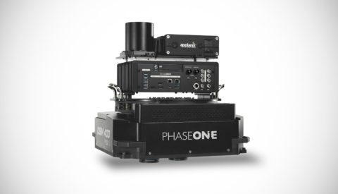Photograph Architecture From the Air With This $455,000, 280mp Phase One Camera System