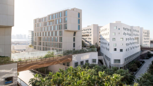 Catalin Marin Shares His Process Photographing NYU's Abu Dhabi Campus