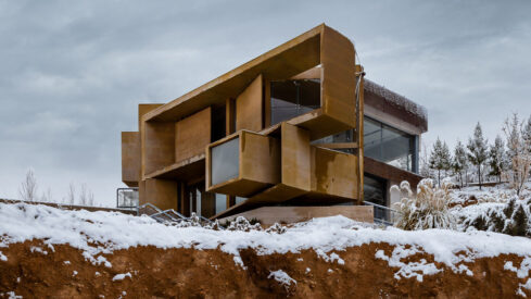 Exploring Contemporary Iranian Architecture With Navid Atrvash