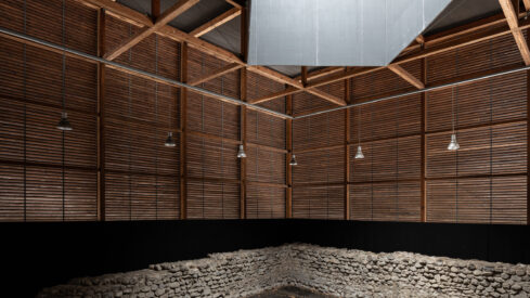 Inside Timeless Architecture: Peter Zumthor's Shelter for Roman Ruins in Chur, Switzerland