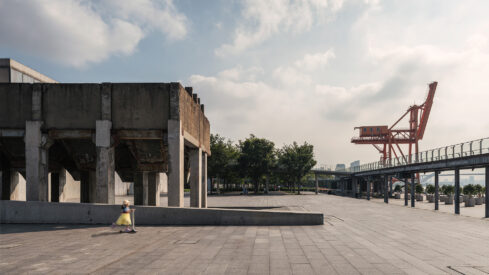 Architecture that Endures:  Capturing Shanghai's Long Museum Six Years On