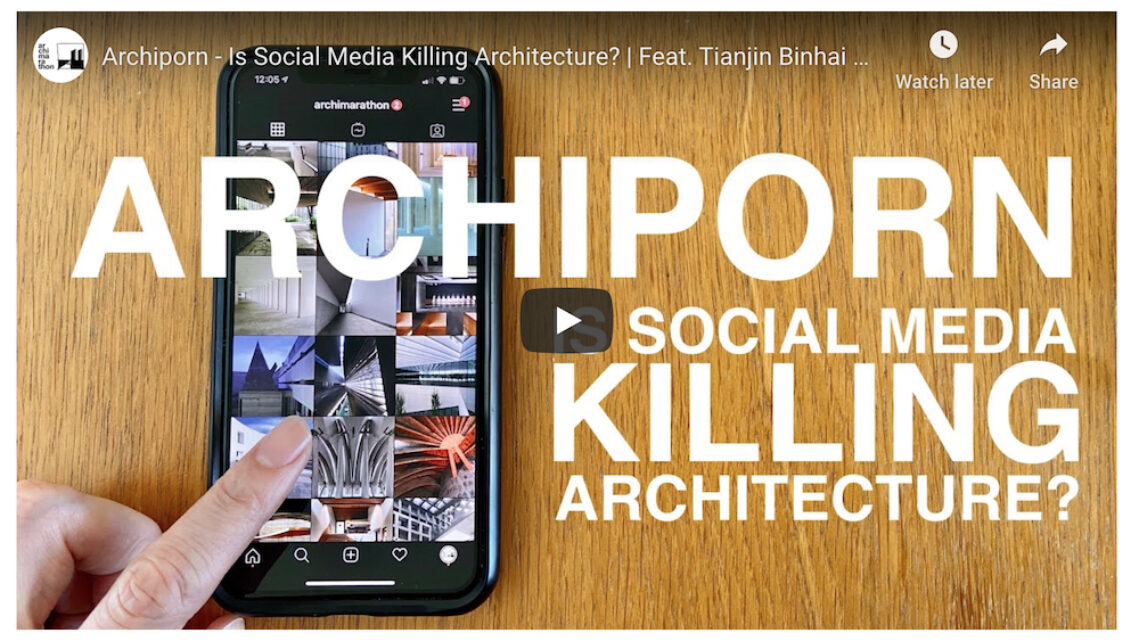 Archiporn – Is Social Media Killing Architecture?