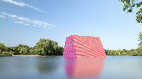 Mass Collective Co-Founder Francesco Russo Caught The London Mastaba Before It Was Gone