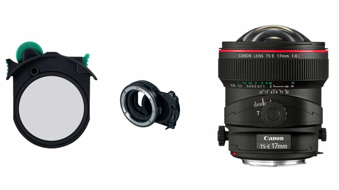 Breakthrough Photography Launch a Huge Range of Drop-In Filters for Canon RF Cameras