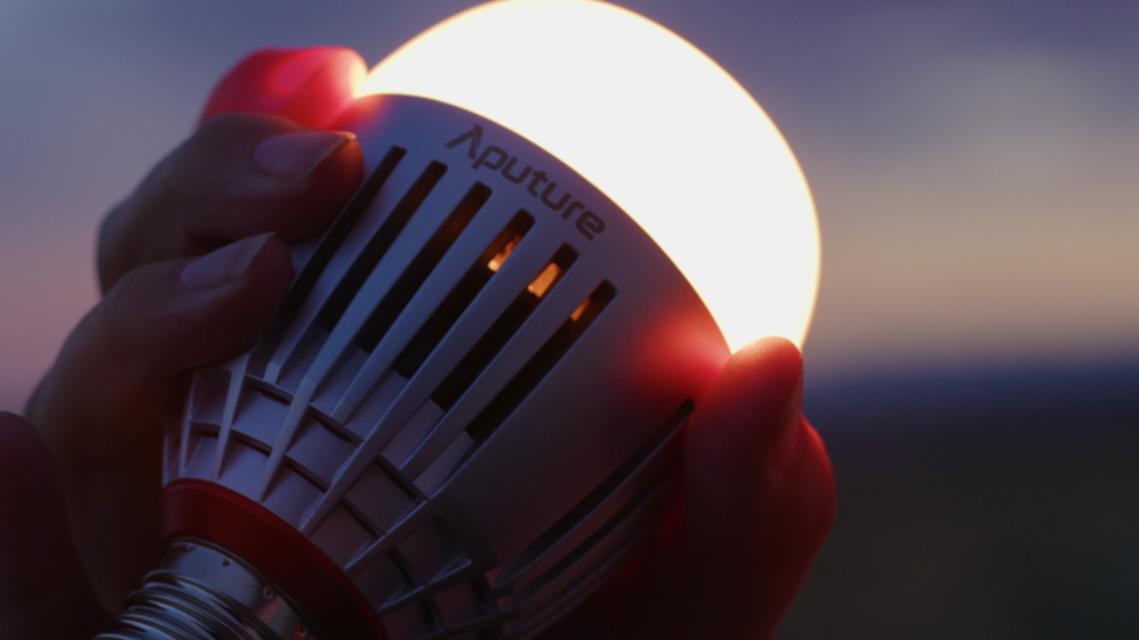 Aputure Announces The Ultimate  Smart Light Bulb, Accent B7c