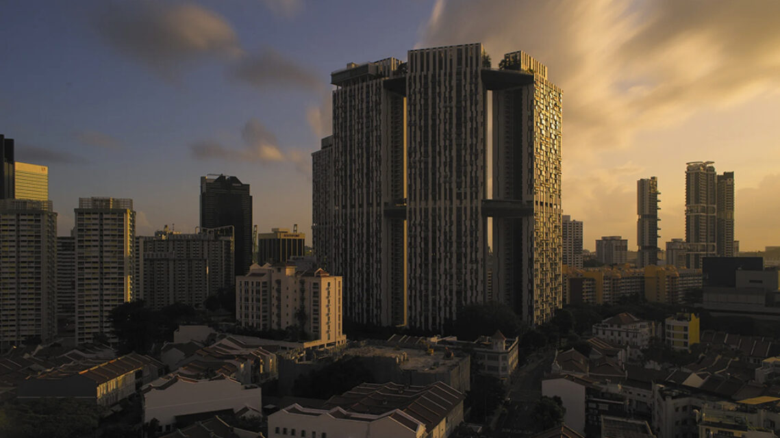 An Eight Year Timelapse: Keith Loutit Documents Singapore's Urban Growth