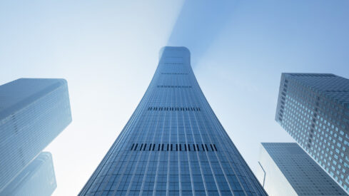HG Esch Channels His 20+ Years' Experience Photographing in China to Capture Beijing's Tallest Tower