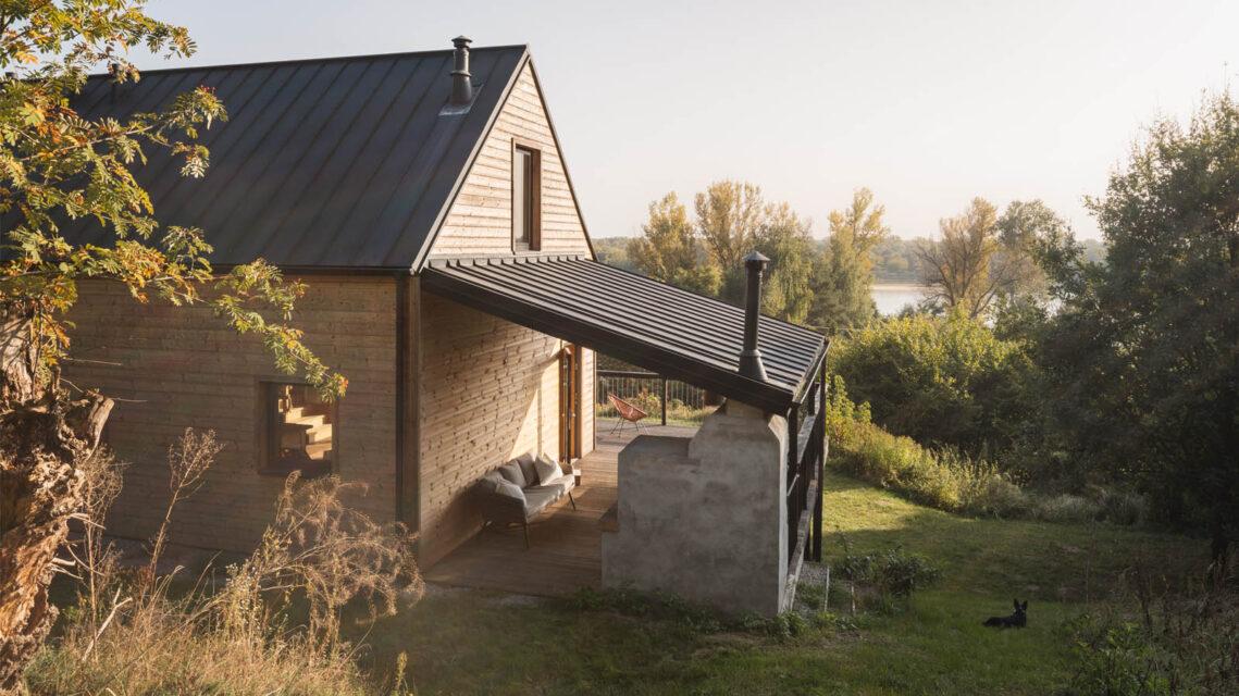 Explore The Polish Vistula Cabin With Warsaw Based Photographer Nate Cook
