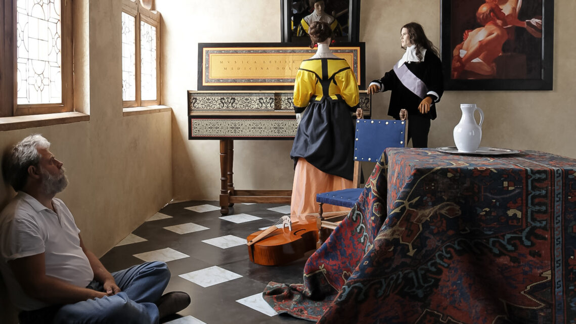 Tim's Vermeer: A Documentary on how to Paint as Accurate as a Camera
