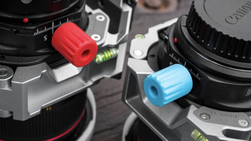 Get A Grip With Dennis Radermacher's 3D Printed Canon TS-E Knobby