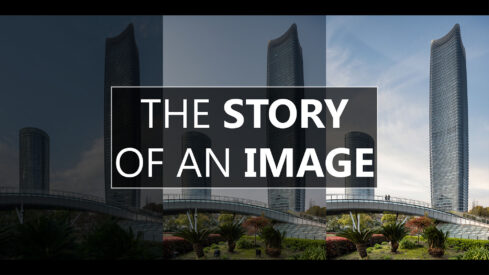 The Story of an Image – SOM's Sinar Mas Plaza in Shanghai
