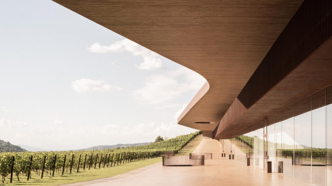Lorenzo Zandri Takes a Distilled and Sublime Approach to Photographing the Antinori Winery