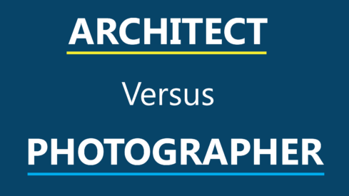 Architecture Versus Photography as a Profession:  5 Takeaways a Year After the Transition