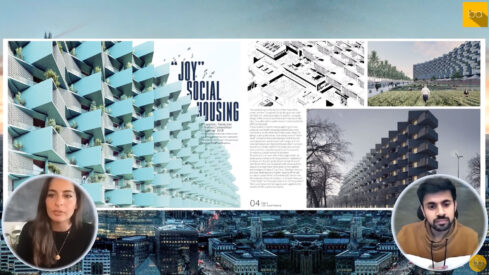 Portfolio Tips Through the Eyes of an Architect – Courtesy of BlessedArch