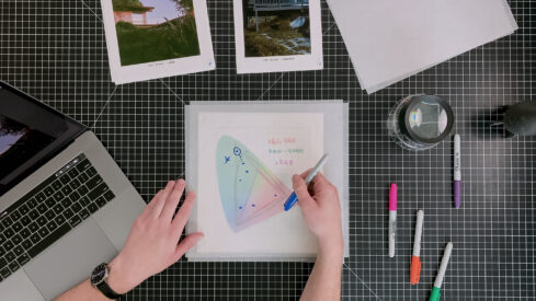 Breaking Down Printing Concepts with Mitch Boyer from Nice Art Prints