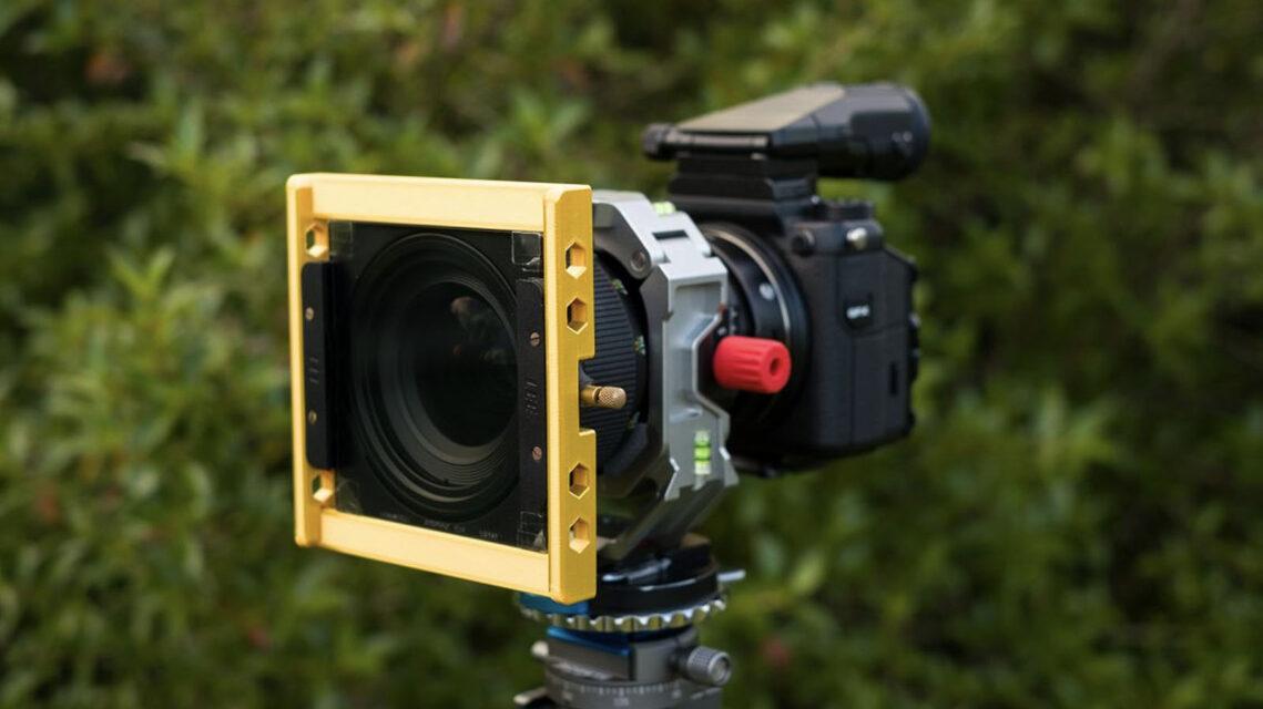Keep Your Lee Filter System Safe With Dennis Radermacher's 3D Printed Bumper Cage