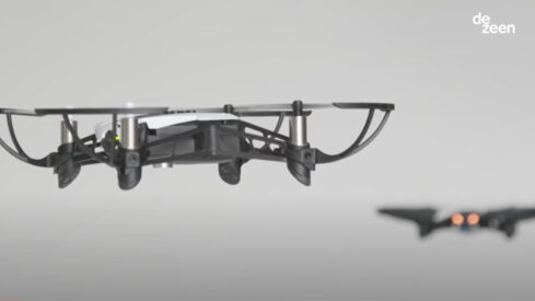 Elevation – How Drones Will Change Cities – A Documentary by Dezeen