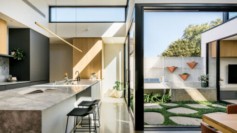 Michael Kai Photographs A Remodeled Victorian Home In Melbourne