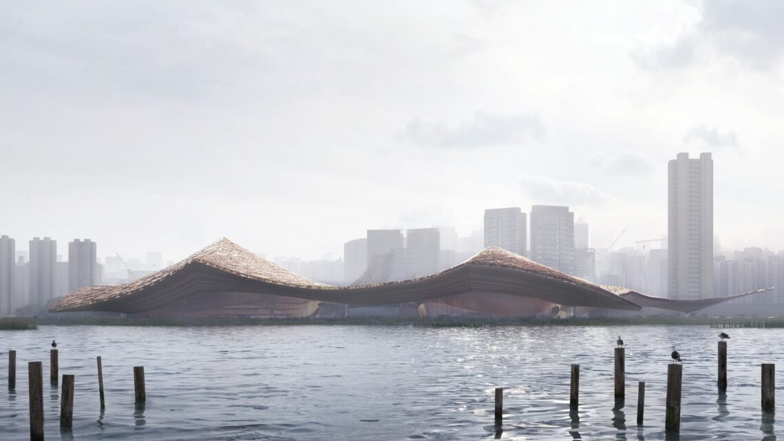 Harmonizing Visuals for Kengo Kuma – A Short Animation by Brick Visual
