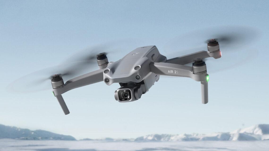 DJI's Latest Drone Release – The DJI Air 2S