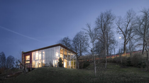 Photographer Paulina Ojeda Shows Us the German Greenhouse Inspired Merz Haus