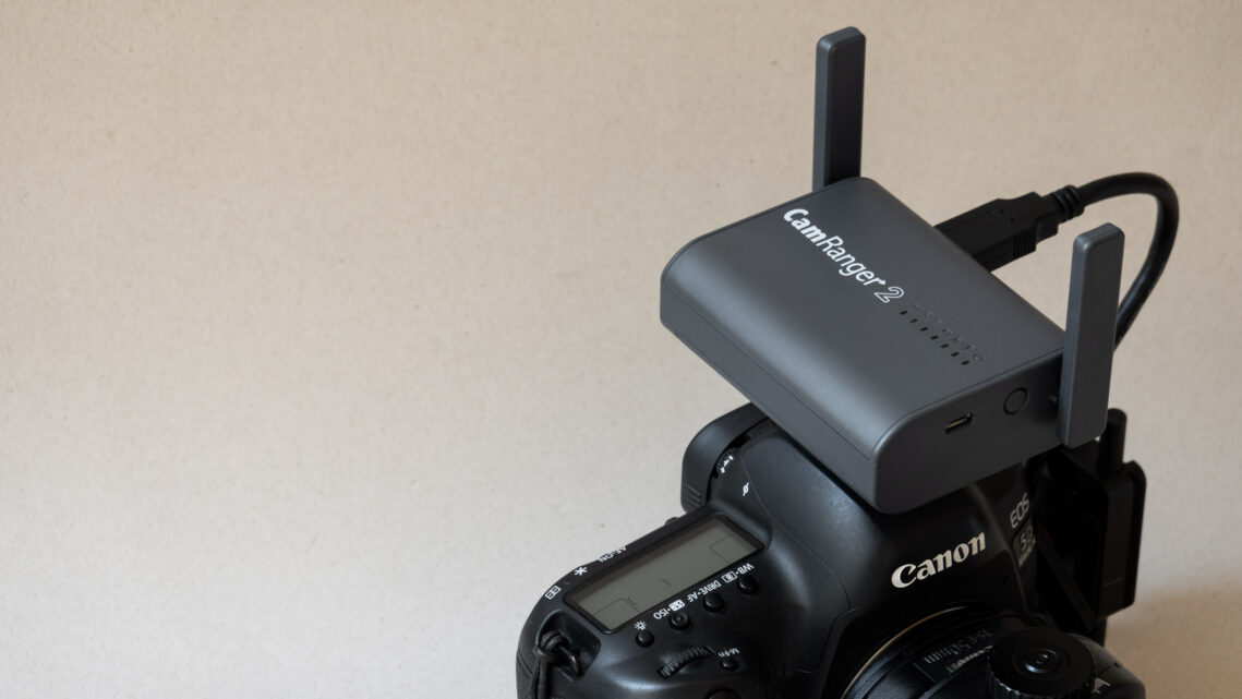 CamRanger 2: A Non-Tethered Shooter's Review