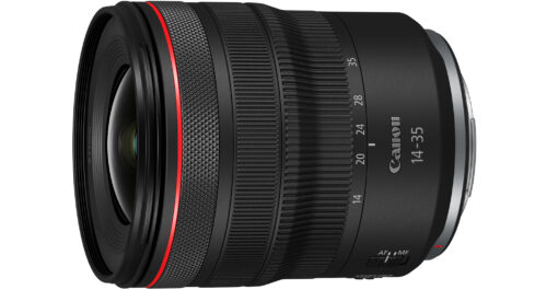 Canon RF 14-35mm f/4L IS Unveiled