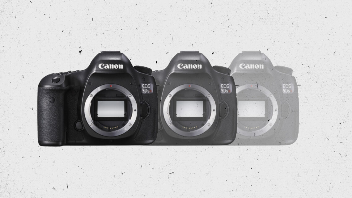 'More On The Way' – Pick Up A Massively Discounted Canon 5DSR (In 6 to 8 Weeks)