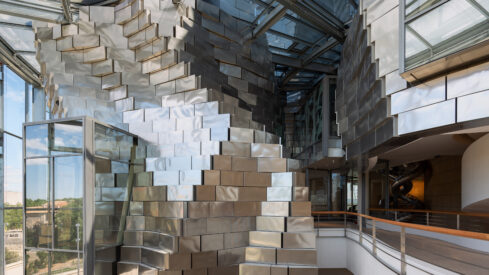 Gehry's New Luma Arles as Photographed by Sharon Tzarfati