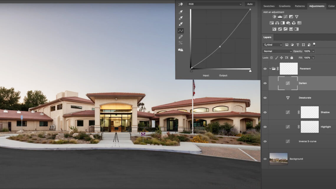 Learn to Clean Up Pavement in Photoshop With Alex Nye